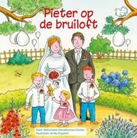 Pieter op de bruiloft (Hardcover)
