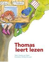 Thomas leert lezen