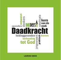 Daadkracht (Hardcover)