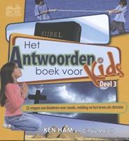 Antwoordenboek voor Kids 3 (Boek)