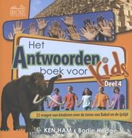 Het antwoordenboek voor Kids 4 (Boek)