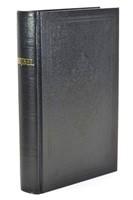 GezinsBijbel G30 zwart kunstl goudsnee (Hardcover)