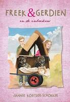 Freek en Gerdien en de inbrekers (Hardcover)