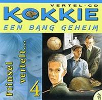 Kokkie 4 een bang geheim luisterboek (Boek)