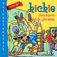 Kickie vertel-cd (Boek)