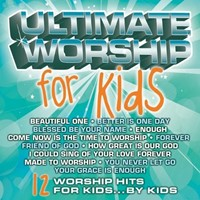 Ultimate worship for kids (CD)