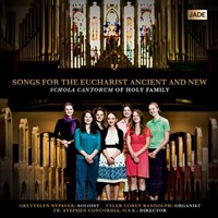Songs f/t eucharist ancient and new (CD)