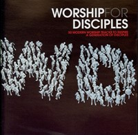 Worship for disciples (CD)