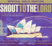 Shout to the Lord 1&2 gold edition (CD)