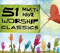 51 must have worship classics (CD)