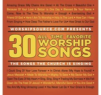 30 all time favorite worship songs (CD)