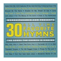 30 all time favorite hymns (CD)