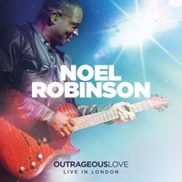 Outrageous Love (live) (CD)
