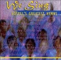 We sing... (CD)