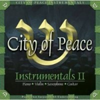 City Of Peace Instrumentals II (CD)