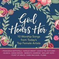 God Hears Her (CD)