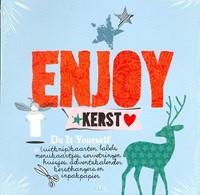 Enjoy kerst cadeauset (Pakket)
