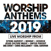 Worship Anthems (CD)