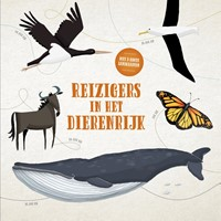 Reizigers in het dierenrijk (Boek)