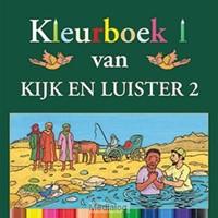 Kleurboek Kijk en Luister 2