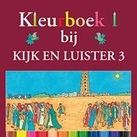 Kleurboek Kijk en Luister 3