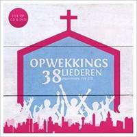 Opwekkingsliederen 38 (CD/DVD)