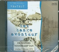 Het bange avontuur LUISTERBOEK (CD)