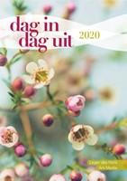 Dag in dag uit 2020 dagboek (Paperback)