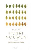 Jaar met henri nouwen (Hardcover)