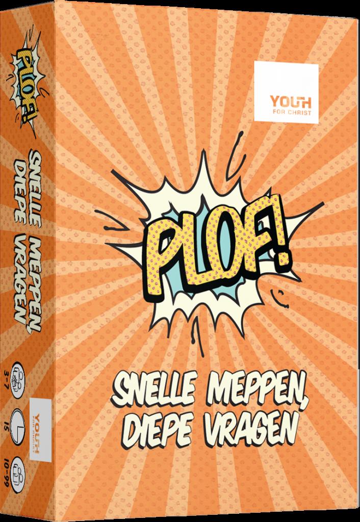 Wonderbaarlijk Plof!: Het spel met snelle meppen en diepe vragen (9789492925251 PL-73