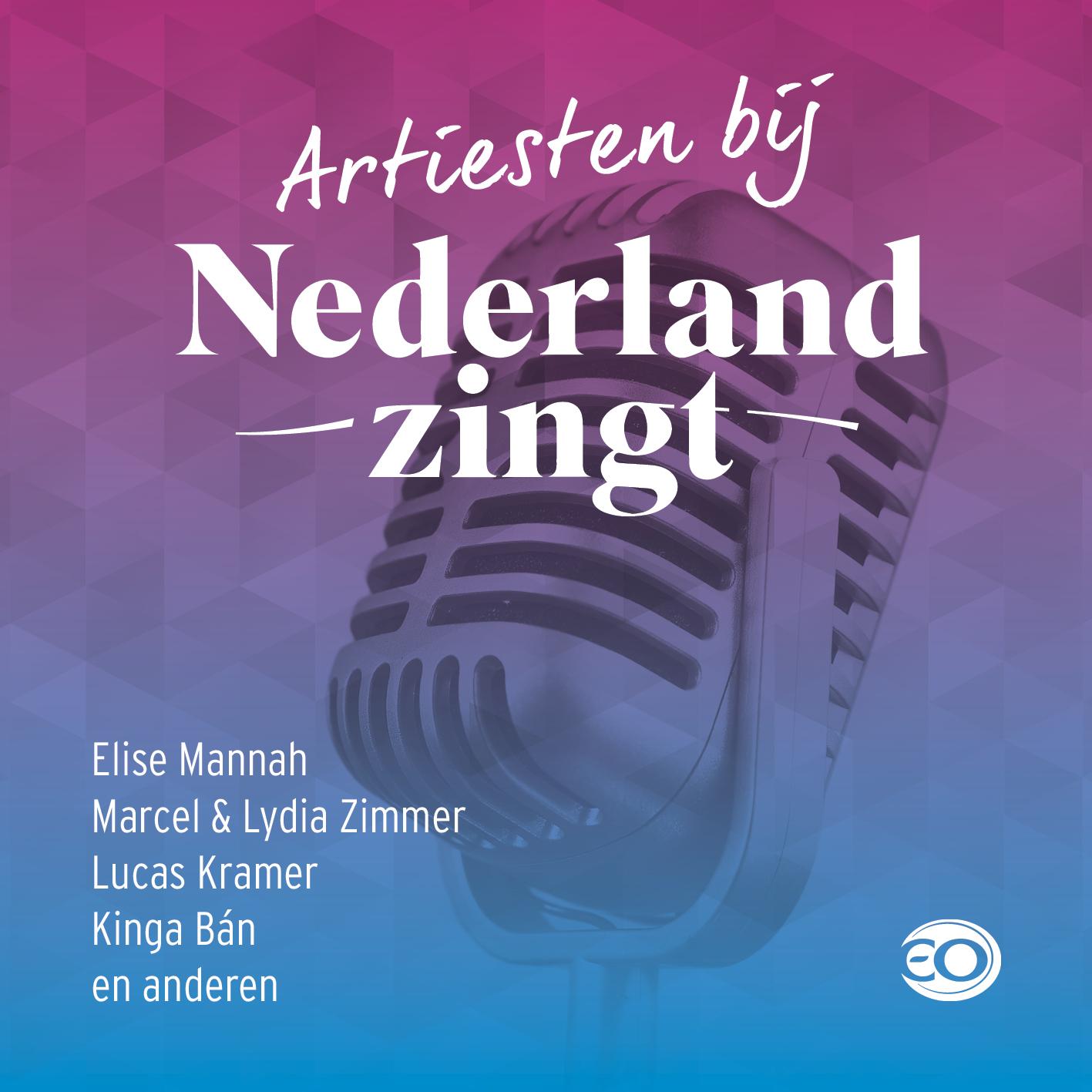 Artiesten bij Nederland Zingt