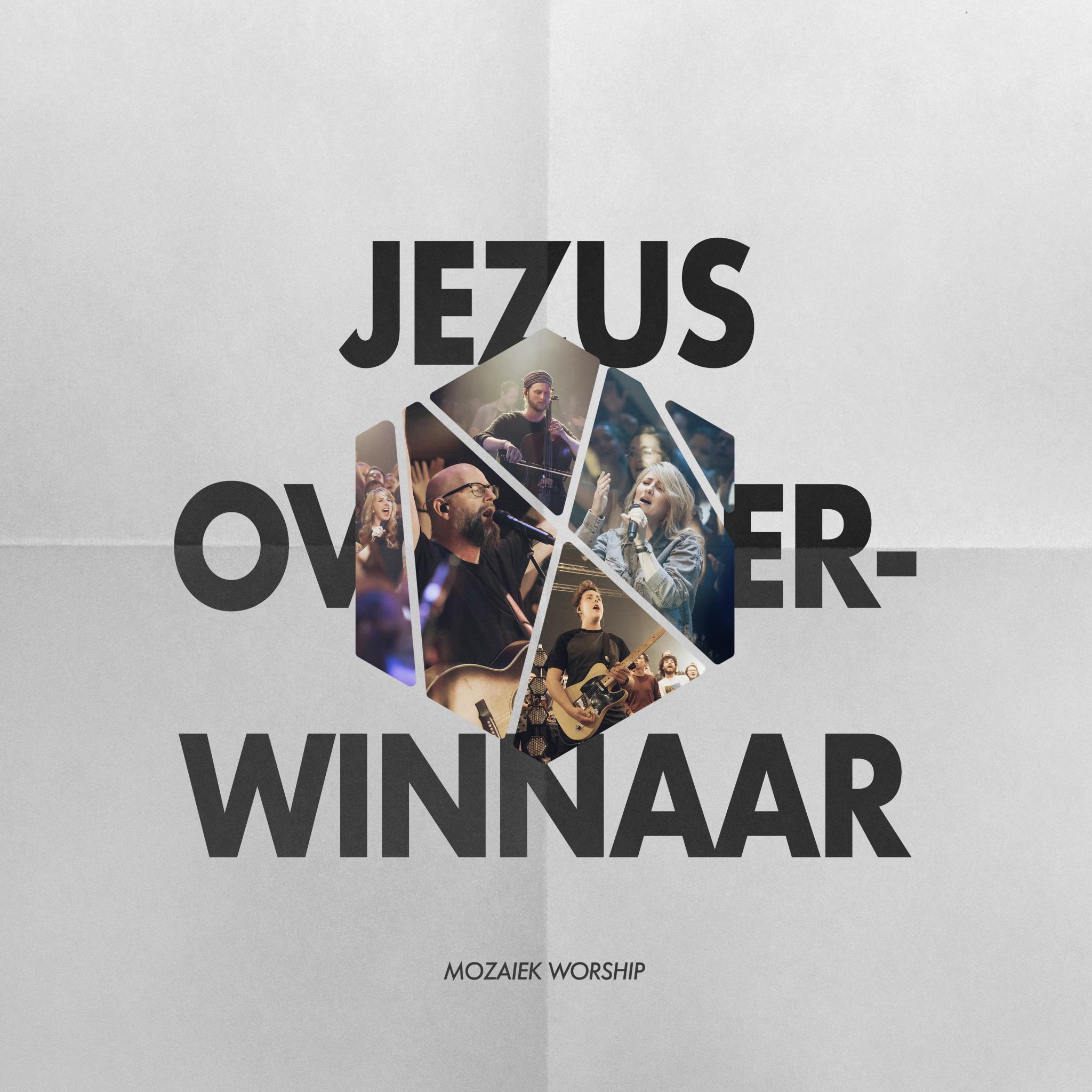 Jezus Overwinnaar