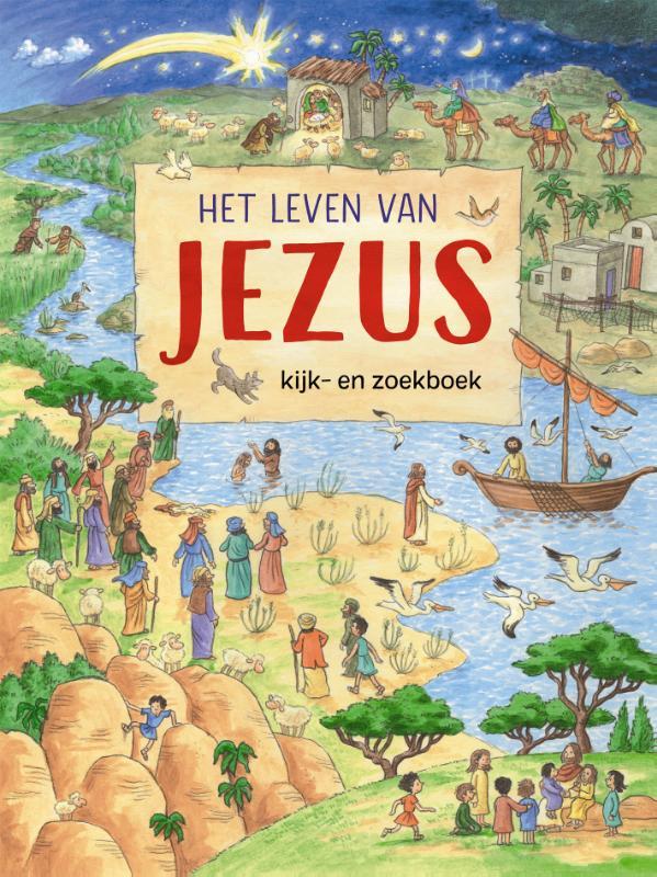 Het leven van Jezus