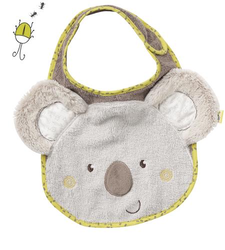Koala Slabbetje luxe