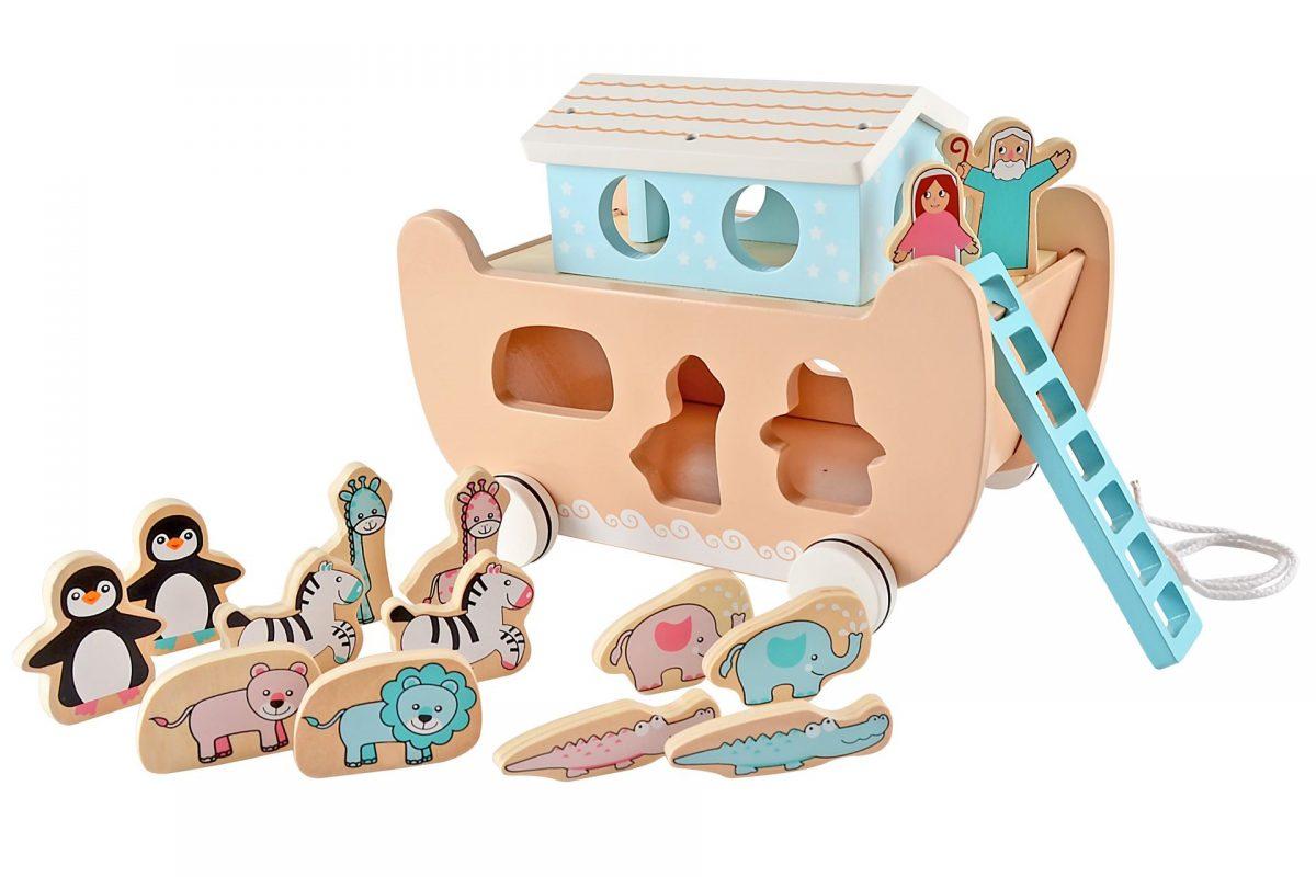 Ark van Noach op wielen
