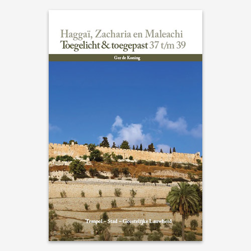 Haggai, Zacharia en Maleachi