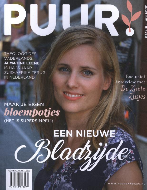 PUUR! Magazine nr. 1, 2021
