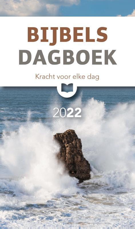 Bijbels dagboek 2022 (groot formaat)