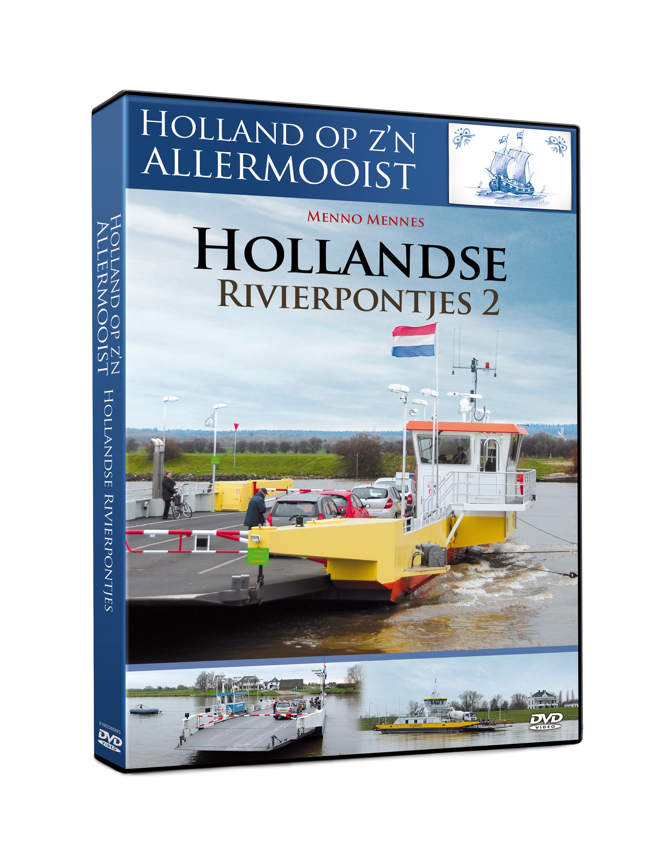 Holland op zijn allermooist - Rivierpont