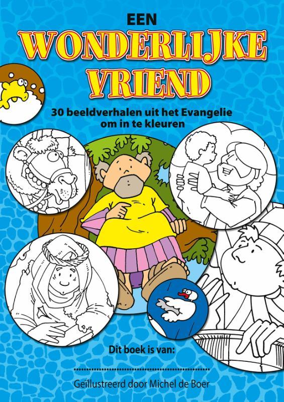 Een Wonderlijke Vriend - 5 ex.