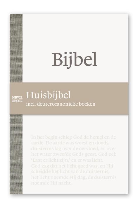 NBV21 Huisbijbel incl. deuterocanonieke boeken