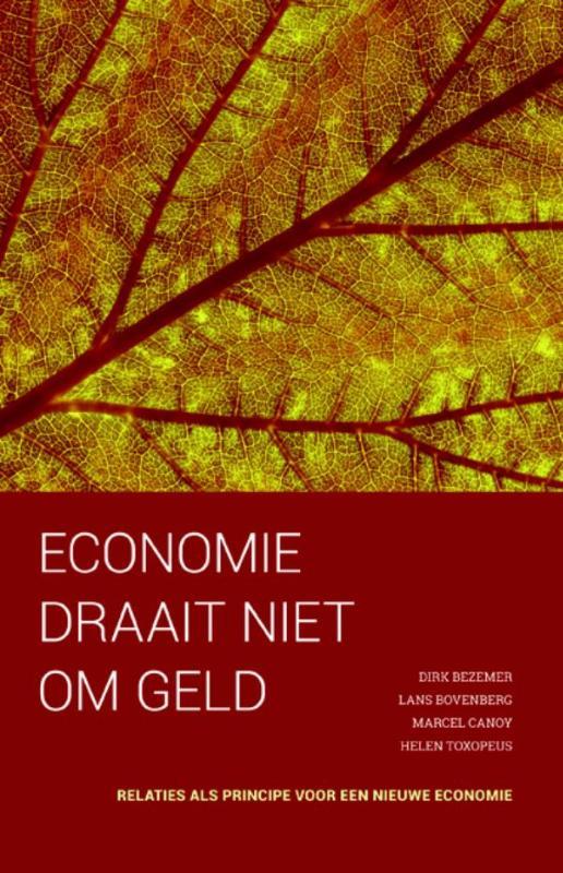 Economie draait niet om geld