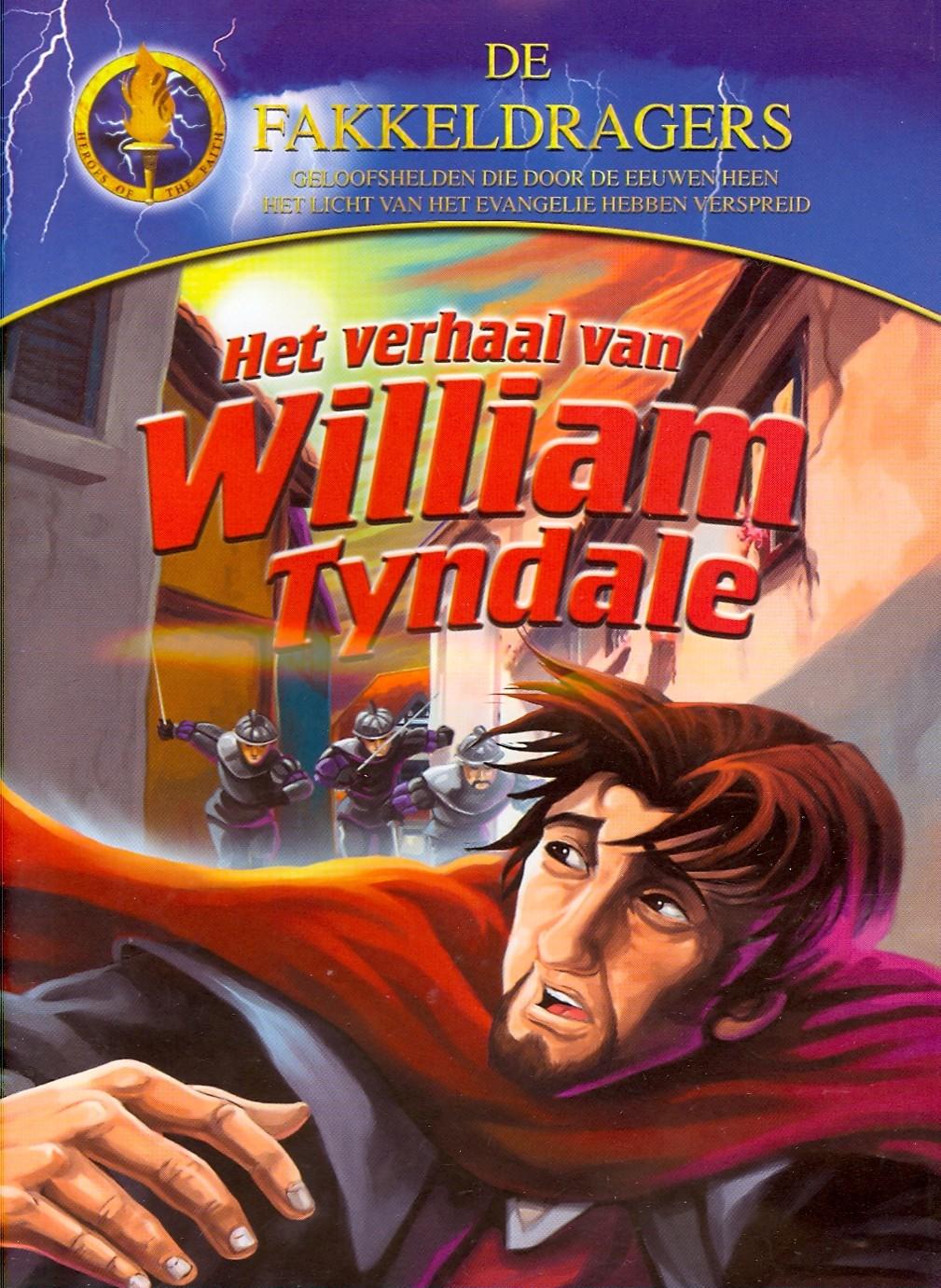 Het verhaal van William Tyndale