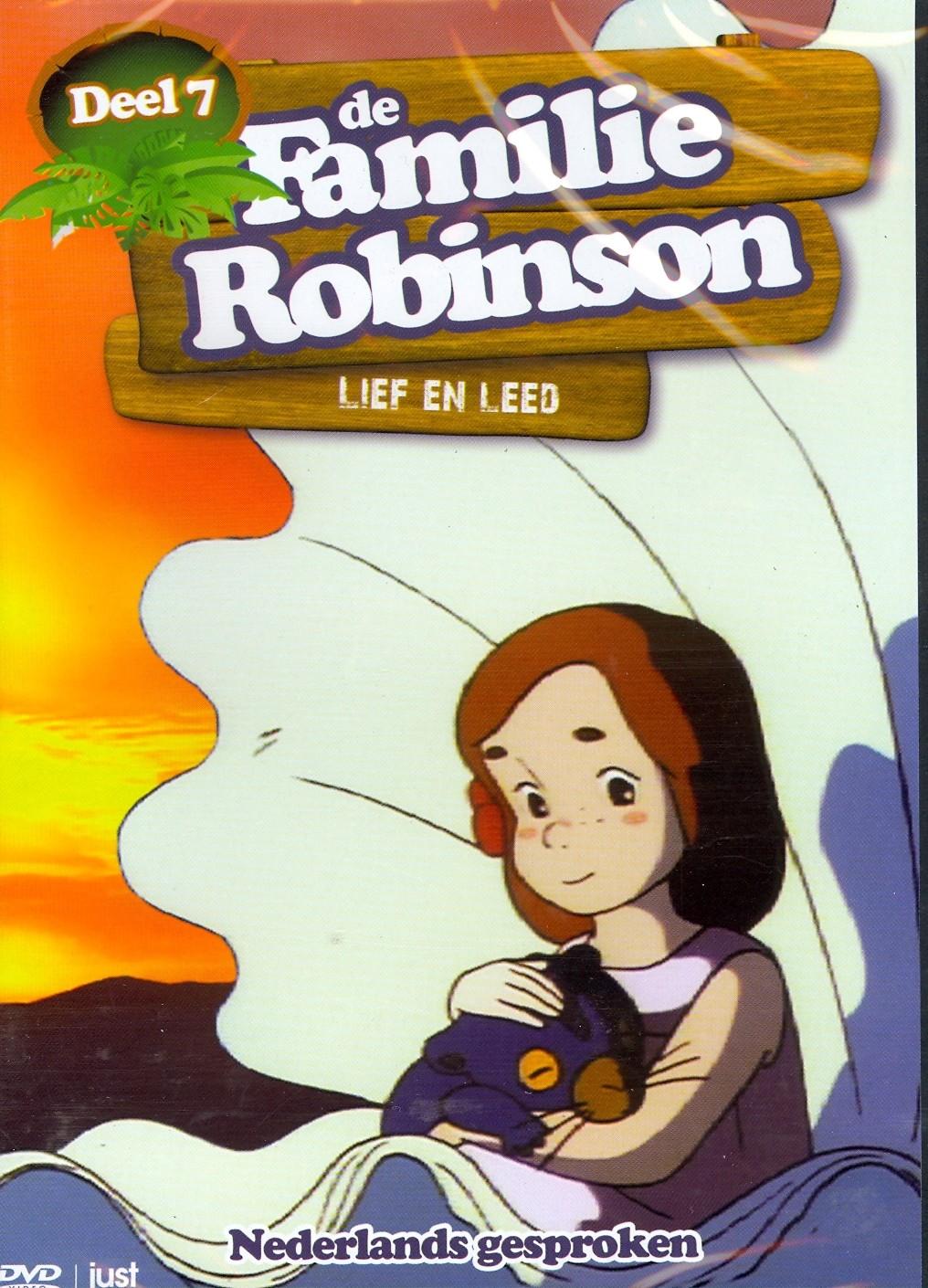 Familie Robinson (Deel 7)