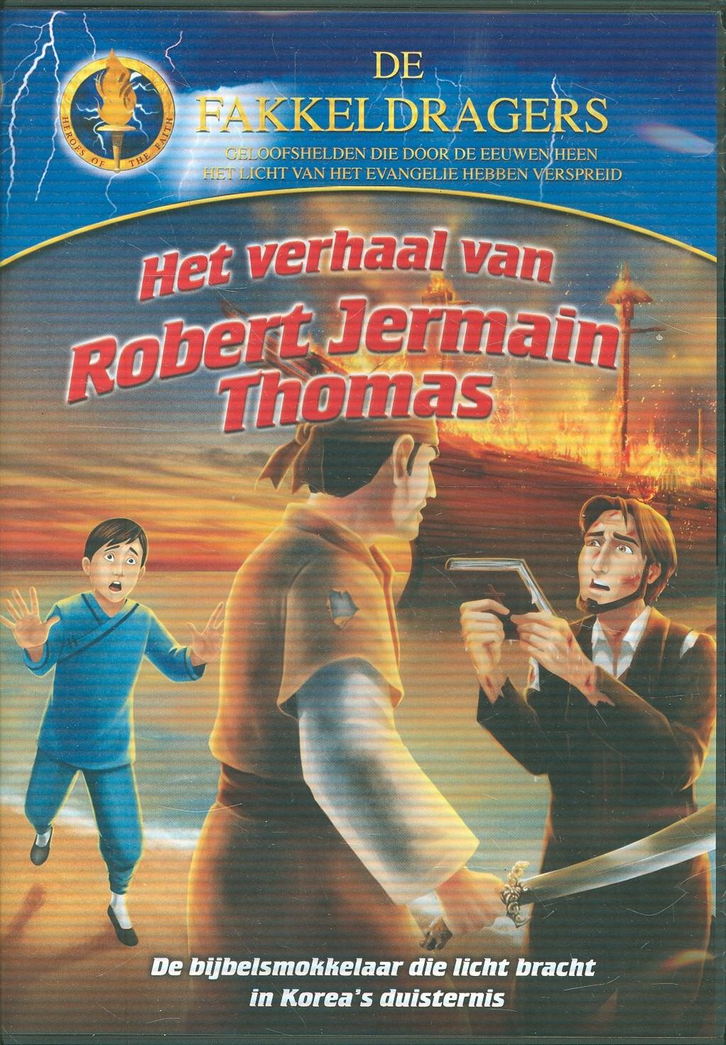 Het verhaal Van Robert Jermaine Thomas