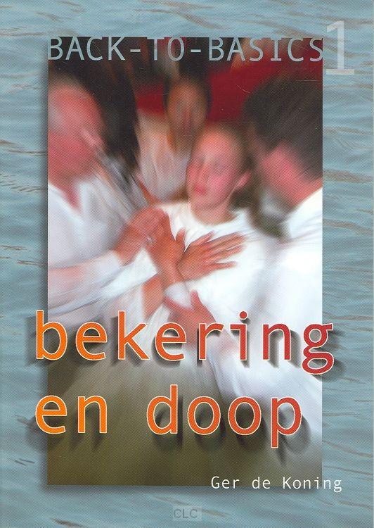 Bekering en doop