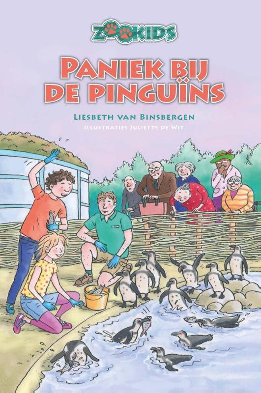 Paniek bij de pinguïns