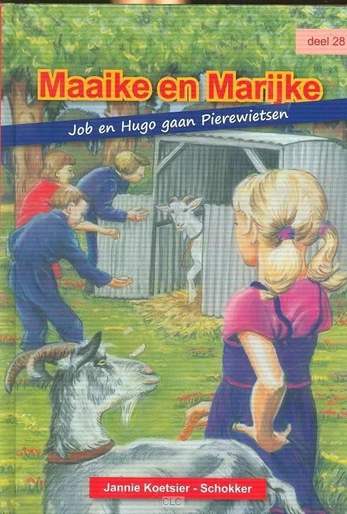 Maaike en Marijke gaan met Job en Hugo pierewietsen