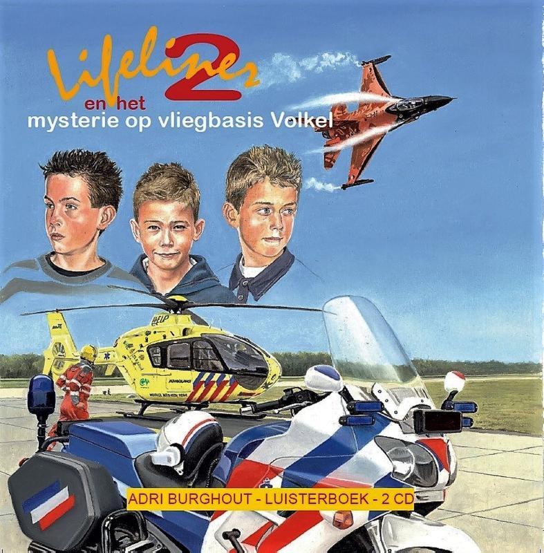 Lifeliner 2 en het mysterie op vliegbasis Volkel