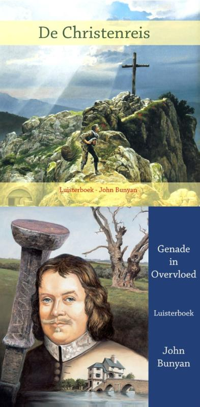 PAKKET Christenreis + Genade in overvloed